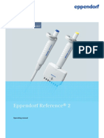 Manuals Operating Manual Eppendorf Reference 2