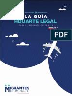 Guia Hduarte Legal Para el Migrante