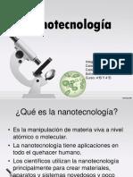nanocosmetologia
