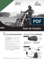 Scalarider Solo Manual Portuguese