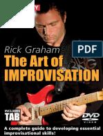 Rick  Graham - The Art of Improvisation