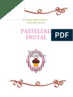 Pasteles Frutales