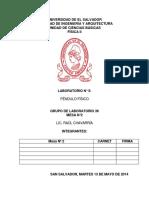 Física 2 - Laboratorio Reporte 5