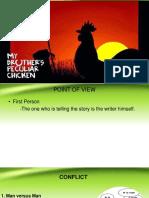 Peculiar Chicken