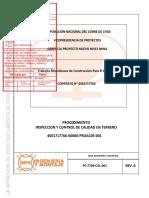 VP PC-7766-CAL-001 Inspeccion y Control de Calidad Ebn Terreno Rev0 ST1