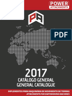 Catalogo General 2017 General Catalogue 2017