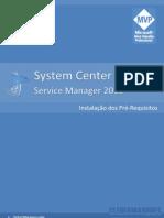 SCSM Instalacao Dos Pre Requisitos
