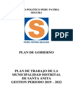 Peru Patria Segura