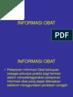 INFORMASI OBAT.ppt