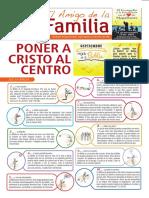 EL AMIGO DE LA FAMILIA, 16 septiembre 2018.