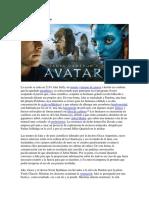 Sinopsis de la película avatar.docx