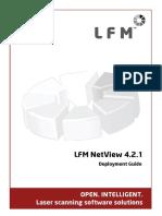 LFM NV 001 07 DOC R1[LFM NetView 4.2.1 Deployment Document]