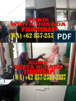 BERKUALITAS, WA +62 895-3242-74787, Klinik Fisioterapi Anak-Anak Semarang