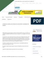 FORMAS DE COLOCAR LADRILLOS Y CUANTIFICARLOS