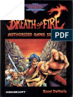 Breath of Fire I (SNES) Strategy Guide