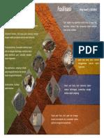 Poster Fosilisasi