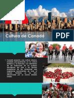 Cultura de Canadá