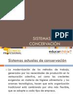 Sesion 1 Sistema de Conservacion