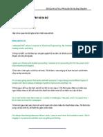 500 Hỏi Phỏng Vấn Tiếng Anh Thông Dụng Nhất - Kèm Câu Trả Lời