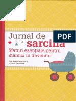 Jurnal de sarcina. Sfaturi esentiale pentru mamici in devenire - Ziba Kashef.pdf