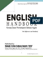 Difference and Similarity by Rumahcerdasbahasainggris.com