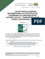GS Consultativ Componenta B Sub Masura 19.3