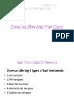 Best hair treatments at Dr.venus