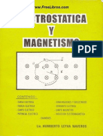 Electrostática y magnetismo - Humberto Leyva Naveros.pdf