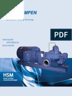Pump HSM Portugues