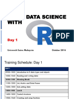 Basic Data Science With R