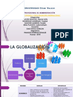 Globalizacion, Economia y Crisis Financiera Internacional Ppt