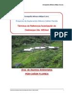TDR Autorización de Desbosque.