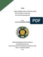 TESIS COVER Lembaran Pengesahan n Pernyataan Tesi Akhir Dr Aldi 1