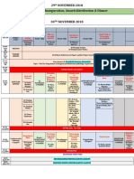 IAPM 2018 Program at a Glance