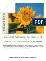 Sex and Self Hypnosis