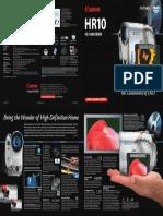 HR10 Brochure