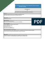 Roadmap Business Case Template