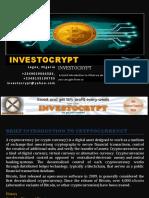 We Are Investocrypt