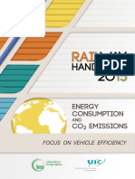 Railway Handbook 2015 Energy Consumption and CO2 Emissions