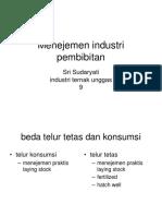 Menejemen industri pembibitan.ppt