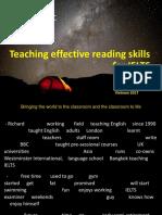 VIETNAM Teaching Effective Reading Skills 2017