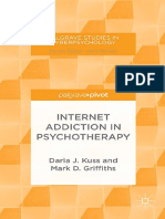 Internet Addiction in Psychotherapy (1)