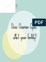 Does Ovarian Cysts Affect Your Pregnancy