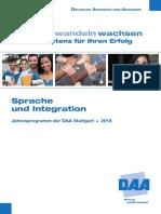 DAA Sprache Und Integration 2018