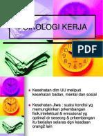 PSIKOLOGI KERJA 2015.ppsx