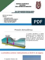 Patologia Por Agentes Fisicos. Ruido, Temperatura, Presión Barométrica