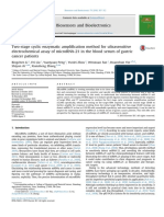 Two-stage cyclic enzymatic amplification method for ultrasensitive.pdf
