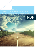 ISO 9001 2015 Document Guide