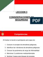 Leccion 03 - Consideraciones de Seguridad