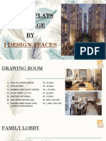 Luxury Flats Package
